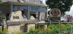 dnr building state fair
